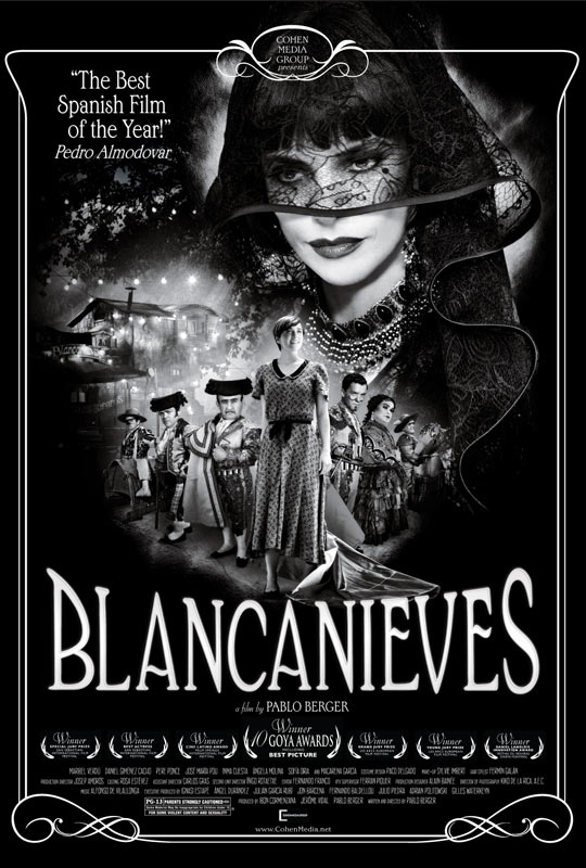 Blancanieves_poster