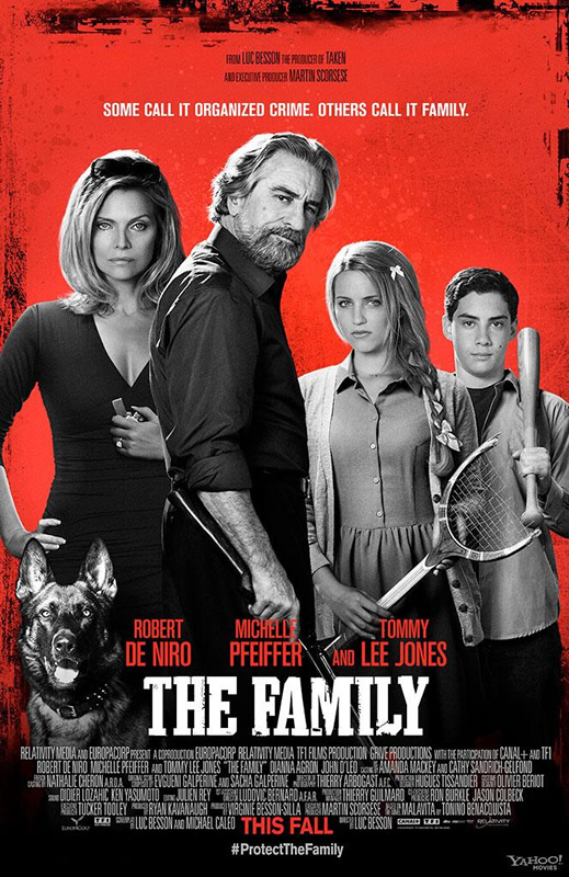 The Family_Poster