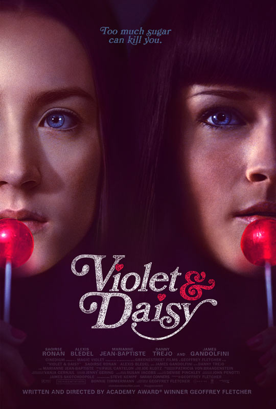 Violet & Daisy_poster