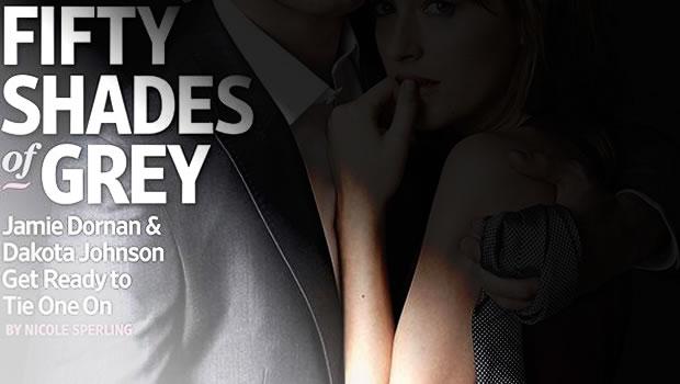 『フィフティ・シェイズ・オブ・グレイ』主役2人のキャラクター写真初公開!劇場公開は2015年2月に