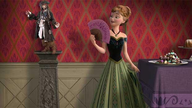 『アナと雪の女王』アニメ映画としては全世界で史上最高興収額に!そして史上初ベスト10入り!