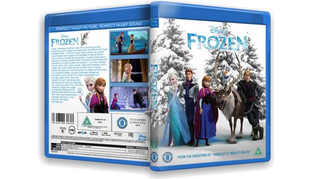 『アナと雪の女王』、アメリカでのブルーレイ発売初日の売上数が驚異的な数字に!