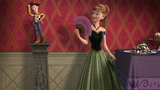 『アナと雪の女王』、全世界興収で『トイ・ストーリー3』を抜き、アニメ映画歴代1位となるのは確実!さらに!!