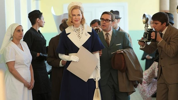 『Grace Of Monaco』、邦題『グレース・オブ・モナコ 公妃の切り札』に。国内外の特報映像一挙公開