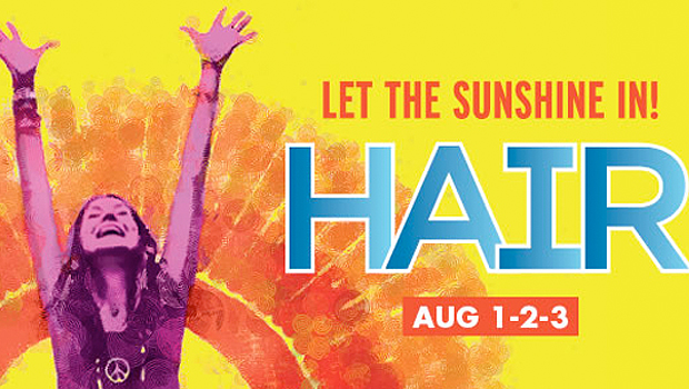 夏のハリウッド・ボウル恒例、有名ミュージカル公演、今年はクリステン・ベル主演「ヘアー」