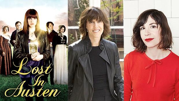 ノーラ・エフロンが手がけていた「ジェイン・オースティンに恋して」映画化が再始動