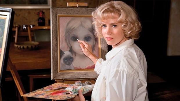エイミー・アダムス主演、女流画家マーガレット・キーンを描くティム・バートン最新作『ビッグ・アイズ』予告編第1弾!