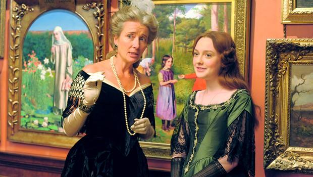 エマ・トンプソン脚本、ダコタ・ファニング主演『Effie Gray(エフィー・グレイ)』予告編公開