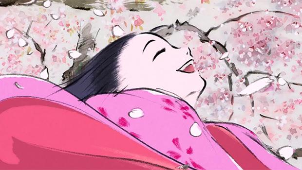 ジブリアニメ『かぐや姫の物語』US版最新予告編でクロエ・グレース・モレッツ演じるかぐや姫が登場