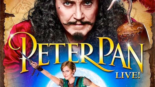 全米12月4日放送のピーターパンの生中継ドラマ「Peter Pan Live!」予告編