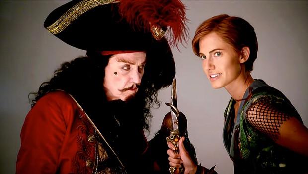 全米12月4日放送の生中継ドラマ「Peter Pan Live!」、本番同様の映像予告編