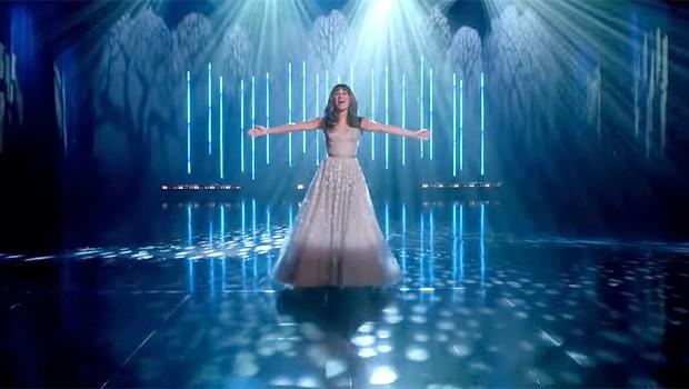 「glee/グリー」シーズン6の1話でリア・ミシェルが歌う「Let It Go」音源公開。本家顔負け!