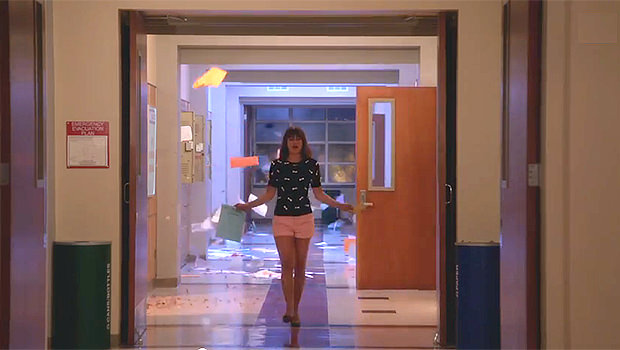 【フル動画】「glee/グリー」シーズン6 1話リア・ミッシェルが歌う「Let It Go」