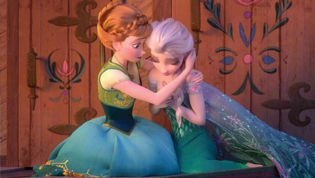 『アナと雪の女王/エルサのサプライズ』から新曲「Making Today a Perfect Day」
