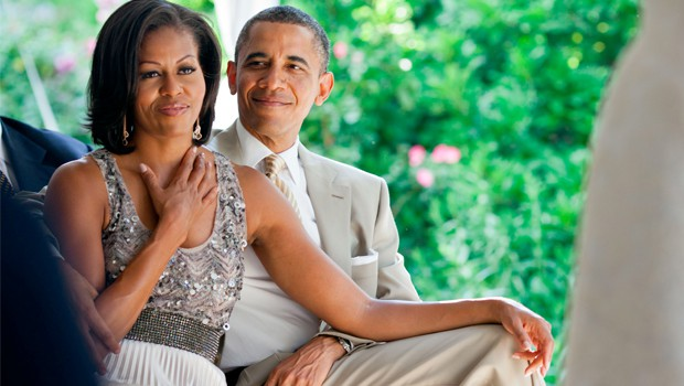 オバマ大統領夫妻の初デートを描...