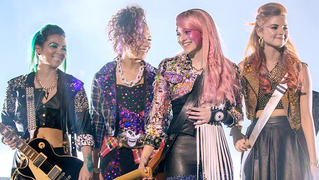 80's米アニメの実写化『Jem And The Holograms』公開、その結果は…