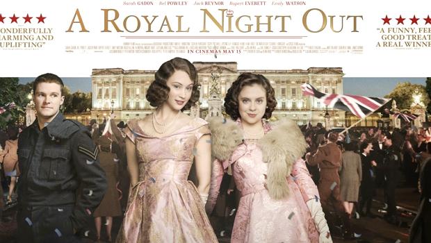 若き日のエリザベス女王がお忍びで夜の街に繰り出していた『A Royal Night Out』アメリカ版予告編