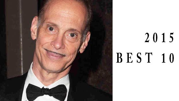 ジョン・ウォーターズ監督が選ぶ、2015年映画ベスト10
