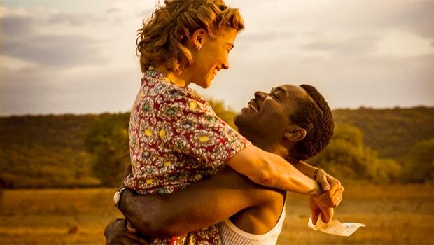 ロザムンド・パイク主演、実話にもとづいたアフリカ人王子とイギリス人女性の恋を描く『A United Kingdom』