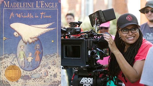『グローリー/明日への行進』エイヴァ・デュヴァーネイ監督、「A Wrinkle In Time(原作邦題:五次元世界のぼうけん/(時間と空間の冒険 I)惑星カマゾツ)」を映画化