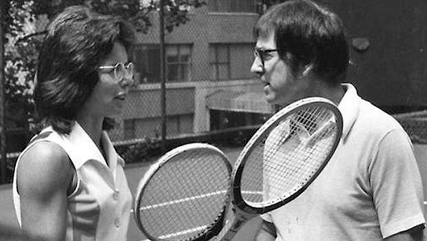 エマ・ストーン&スティーブ・カレル共演、世紀の男女対抗テニス試合を描く『The Battle of The Sexes(性別を超えた戦い)』劇中写真公開!