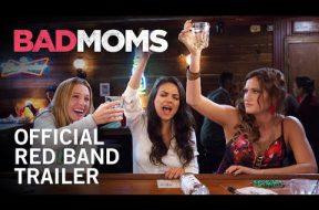 ミラ・クニス、クリステン・ベルが弾けるママを演じる『Bad Moms』予告編