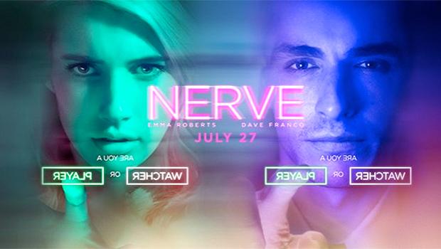 エマ・ロバーツ主演、ネットの過激な挑戦ゲームにハマる若者たちを描く『Nerve』予告編