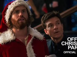 ジェニファー・アニストン、ジェイソン・ベイトマン『Office Christmas Party』予告編