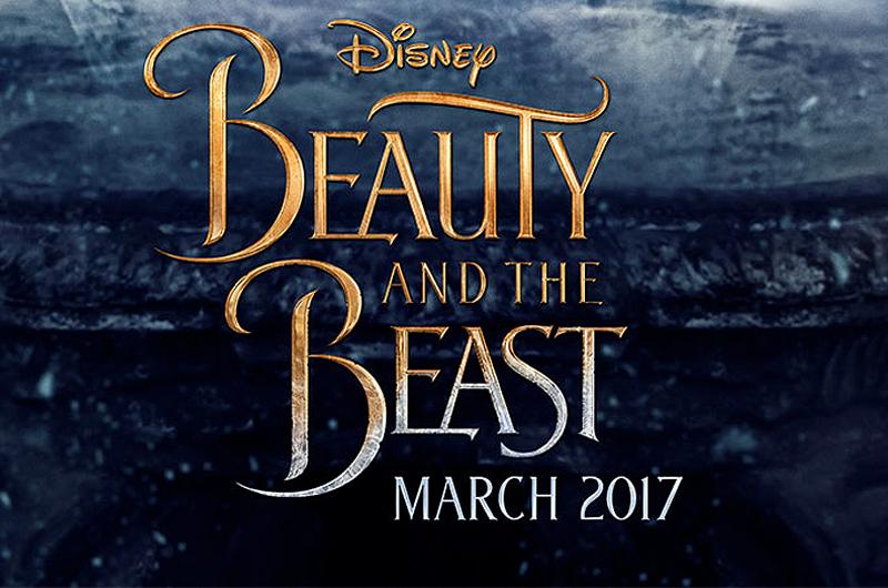 ディズニー実写版『美女と野獣』、ティーザーポスター公開