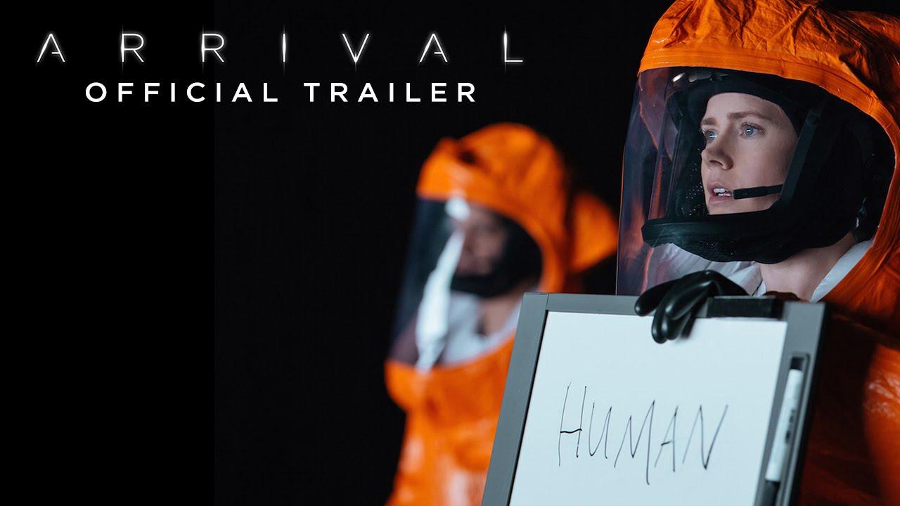 エイミー・アダムス主演、宇宙人と言語でのコンタクトを図るSF映画『Arrival(原作邦題:あなたの人生の物語)』予告編