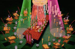 エマ・ワトソンの声が初お披露目。ディズニー実写版『美女と野獣』メイキング映像