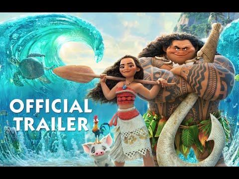 ディズニーアニメ最新作『モアナと伝説の海』予告編第3弾
