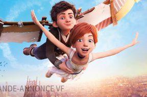 バレリーナを目指す女の子を描くフランスのアニメ映画『Ballerina』仏・英予告編