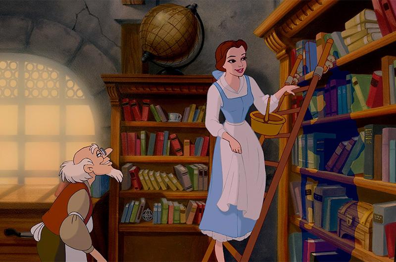 ディズニー実写版『美女と野獣』エマ・ワトソンのベル姿の写真が流出