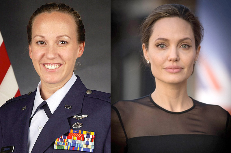 アンジェリーナ・ジョリー、アフガニスタンで活躍した女性兵士のパイロットを演じることに?!