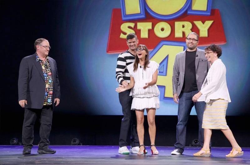 『トイ・ストーリー4』の全米公開が2018年から2019年に。『Mr.インクレディブル2』が2018年に。