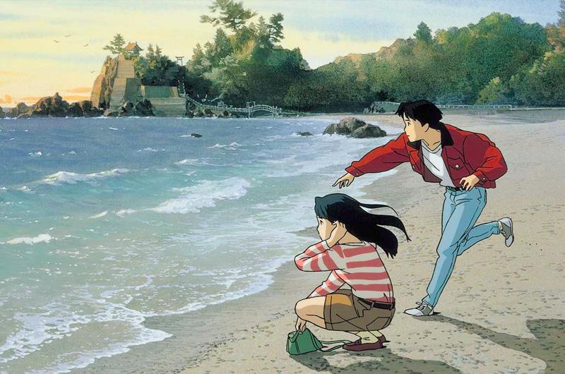 スタジオジブリ『海がきこえる』4K版が全米2館で上映