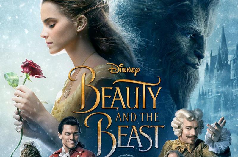 美女と野獣 エマ ワトソンが歌う belle 邦題 朝の風景 tvcm映像