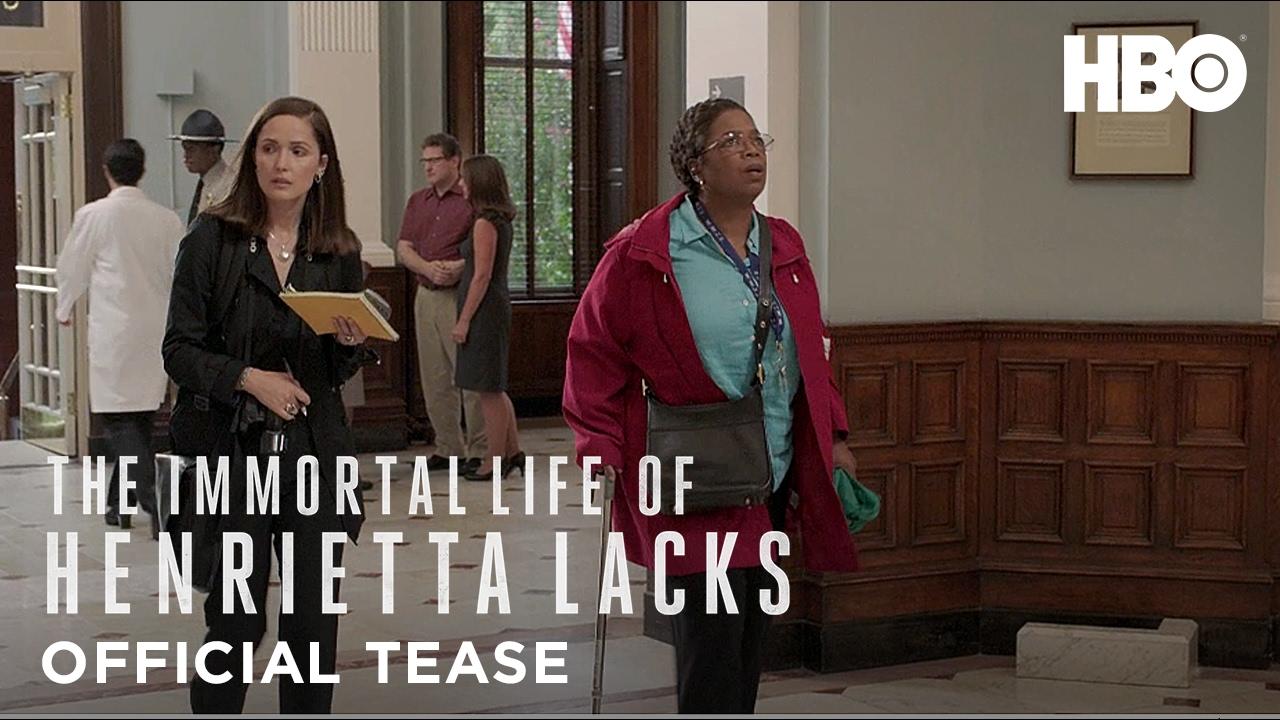 オプラ・ウィンフリー&ローズ・バーン共演、重要な細胞の秘密を描く『The Immortal Life of Henrietta Lacks』予告編