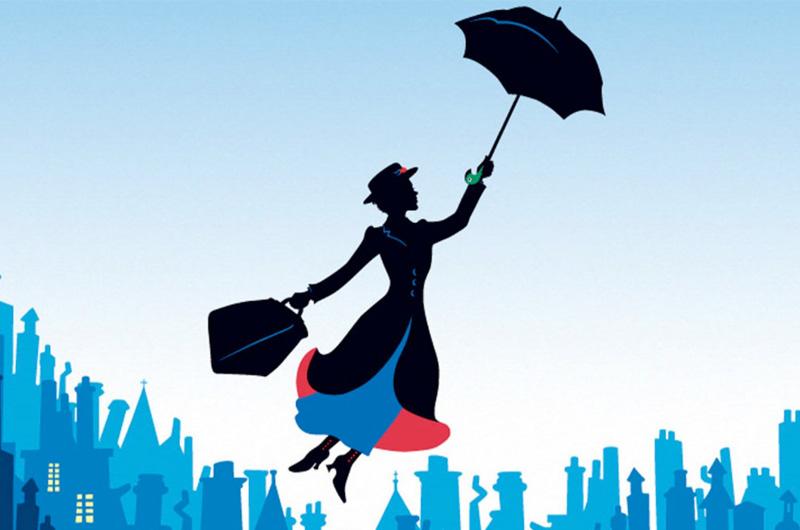 『メリー・ポピンズ』の続編『Mary Poppins Returns』制作開始!キャスト公式発表