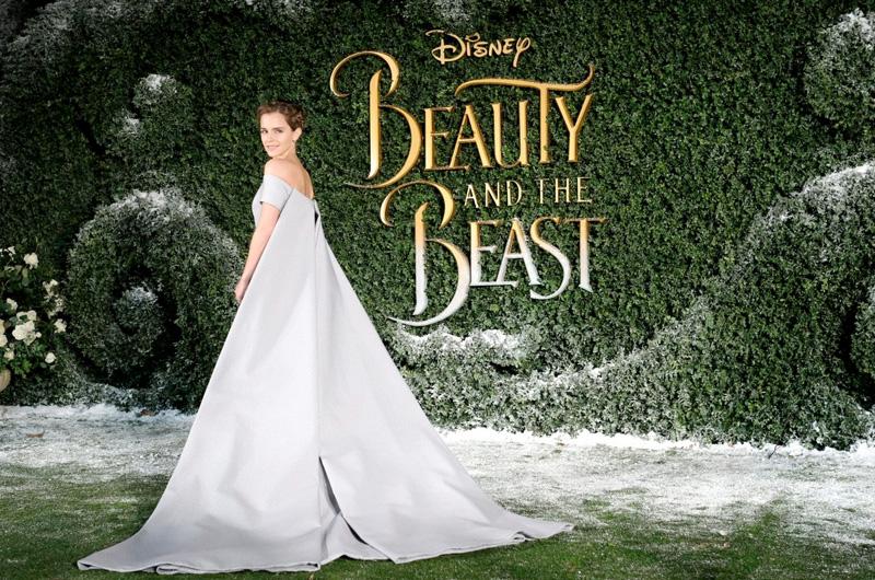『美女と野獣』全世界興収が早くも5億ドル突破!&最新CM映像