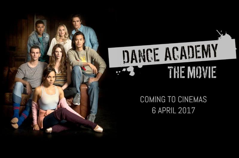 オーストラリアのバレエにかける青春映画『Dance Academy: The Movie』予告編