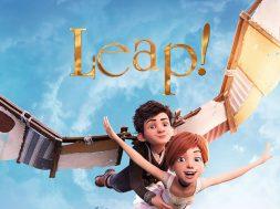 フランス/カナダ合作のアニメ映画『Leap!』(原題:Ballerina)全米公開日が9月に