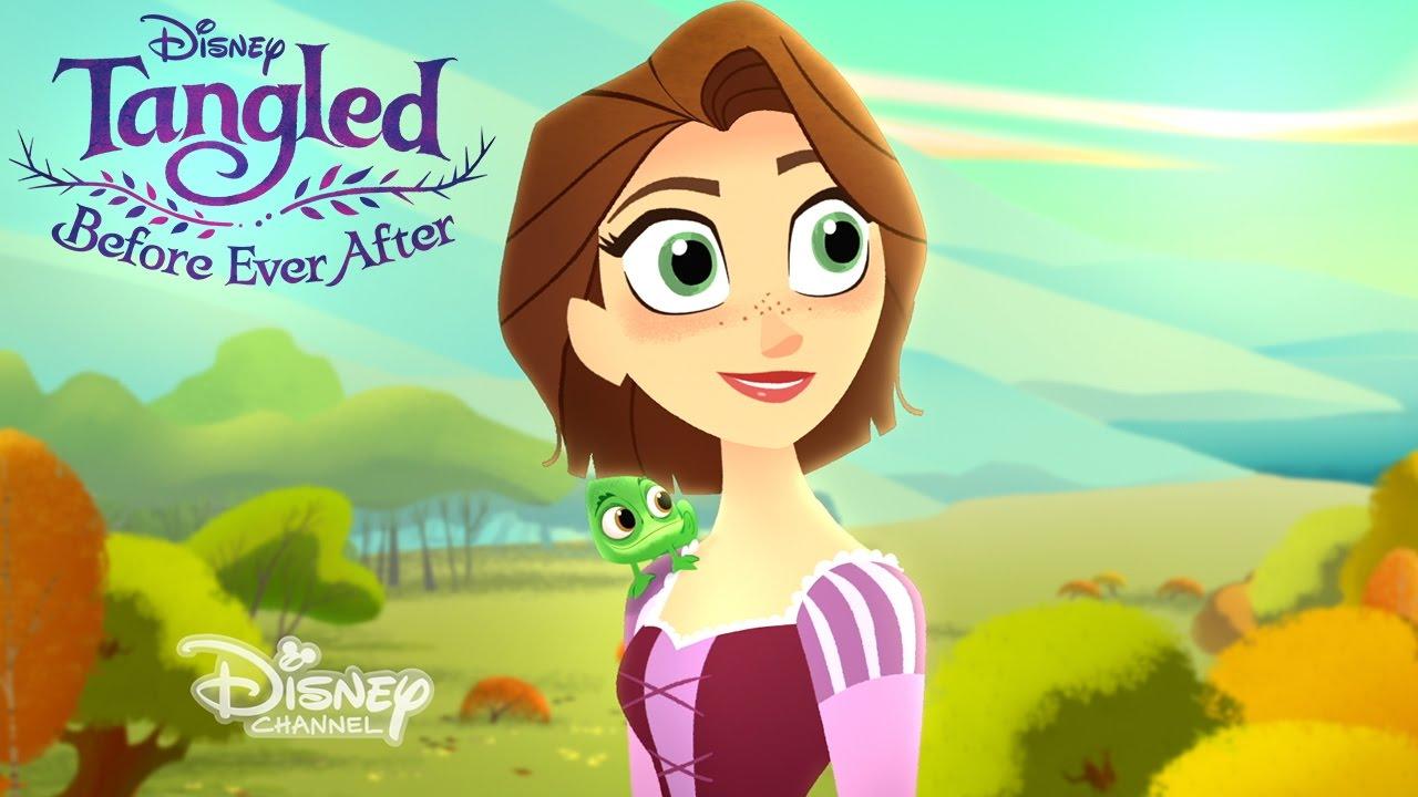 『塔の上のラプンツェル』の続編TV映画「Tangled: Before Ever After」の冒頭5分が公開
