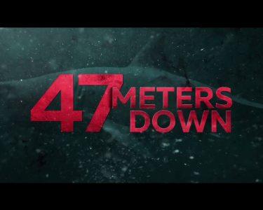 マンディ・ムーア&クレア・ホルト共演、サメが2人に襲いかかる『47 Meters Down』予告編