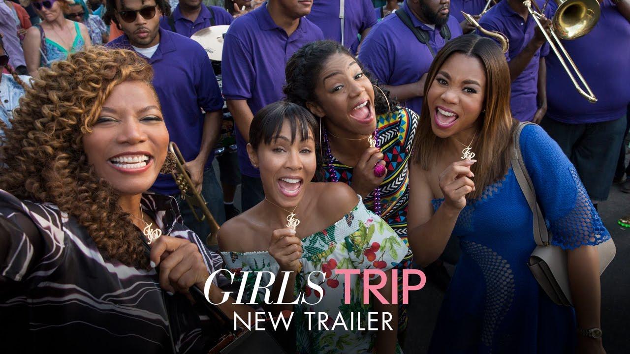 仲良し黒人女性4人組の旅と友情を描く『Girls Trip』予告編第2弾