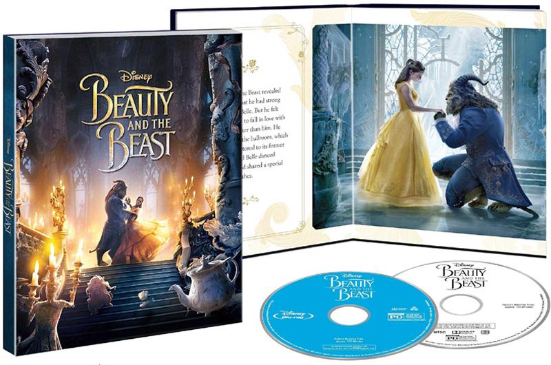 ディズニー実写版『美女と野獣』、海外では6月6日にソフト発売/配信開始!特典内容と特報映像