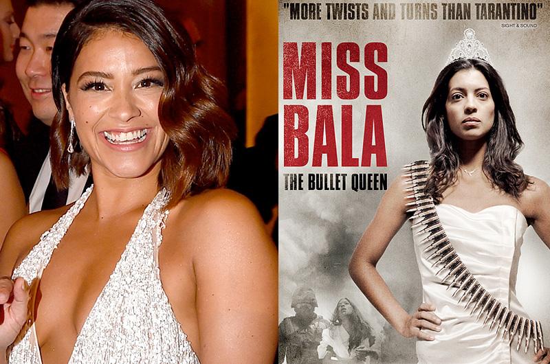 ジーナ・ロドリゲス、メキシコ産バイオレンス映画『MISS BALA/銃弾』のリメイク企画で主演