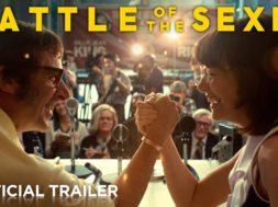 エマ・ストーン&スティーブ・カレル、伝説の男女対抗テニス試合を描く『The Battle of The Sexes』予告編