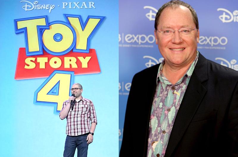 『トイ・ストーリー4』、ジョン・ラセターが監督を降板。若手による単独監督作に
